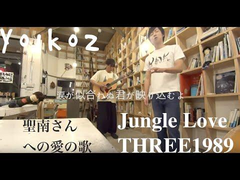 【テラスハウス聖南さんへ】Jungle Love - THREE1989(翔平ちゃん)  Yo1ko2 Cover