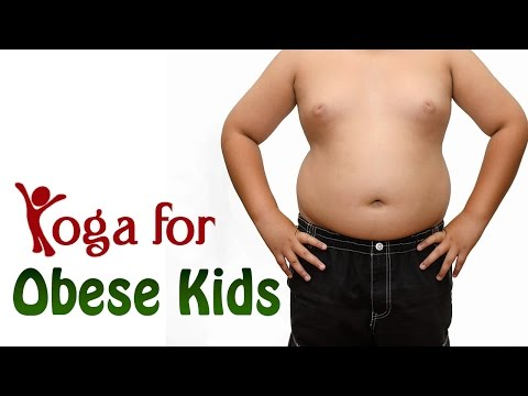 Yoga For Obese Kids - The Various Asanas For Obese Kids - Let Go Series