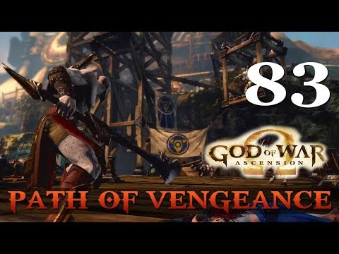 [83] Path of Vengeance (Let's Play God of War series w/ GaLm) thumbnail