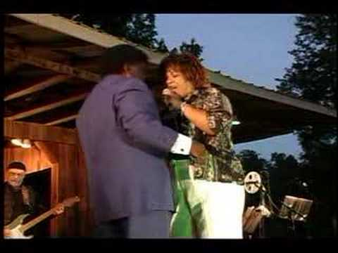 Percy And Rosa Sledge Live At James Ranch Youtube