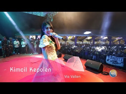 Via Vallen - Kimcil Kepolen (Live In Dondang - Samarinda - Kalimantan Timur)