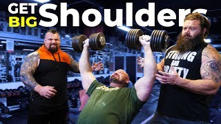 PRESSING HEAVY WITH ROBERT OBERST AND EDDIE HALL
