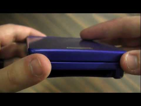 CGRundertow GAME BOY ADVANCE SP AGS-001 Handheld Console Review
