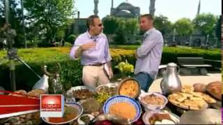 NBC Today Show istanbul foods and beverage promotion with Mehmet Gürs