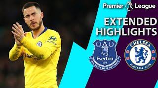 Everton v. Chelsea   PREMIER LEAGUE EXTENDED HIGHLIGHTS   3/17/19   NBC Sports