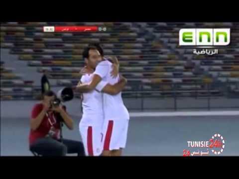 image vidéo المنتخب التونسي يفوز على مصر وديا 1 مقابل0