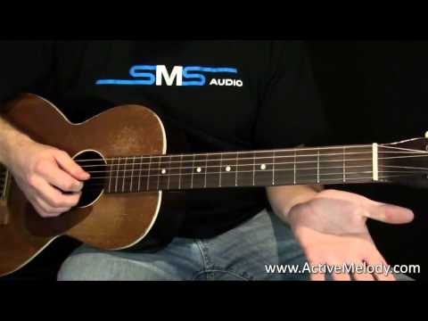 Acoustic Blues Guitar Lesson