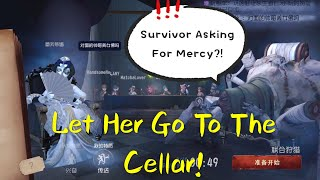 Survivor Ask For Mercy? Humm.. Okay! 8v2