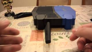 Linksys WRT1900ACS Unboxing
