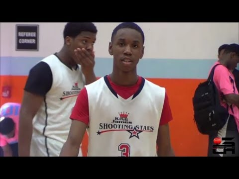 Yahel Hill - Combo Guard With Vision - Next Great Heights Guard Prospect?!?! Class Of 2018 video