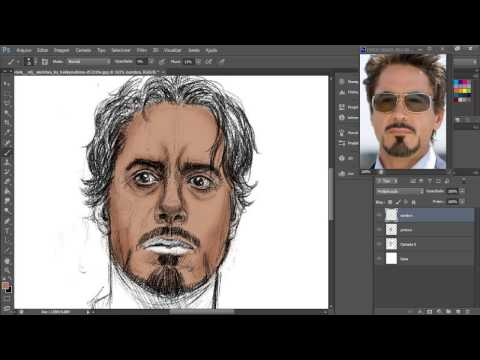 tutorial de pintura digital --- PhotoShop cs6 --- (PARTE 1)
