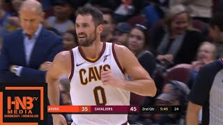 Cleveland Cavaliers vs San Lorenzo - 1st Half Highlights | October 7, 2019 NBA Preseason