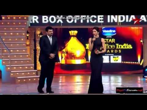 Deepika Padukone And Ranveer Singh - Winner Jodi Of The Year 2014