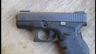 Glock 27  Gen 4  (Chapter 2 )