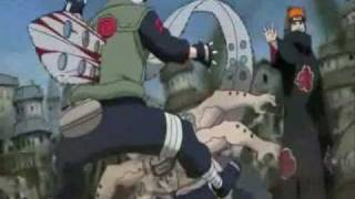 Download kakashi vs pain كاكاشي ضد بين 3Gp Mp4
