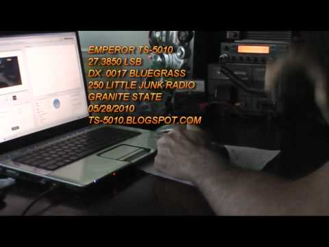 shooting skip cb radio 0017 DX TALKING