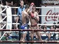 Muay Thai - Yodlekpet vs Rotlek (ยอดเหล็กเพชร  vs รถเหล็ก), Rajadamnern Stadium, Bangkok, 15.11.17.