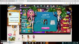 MSP RARE GLITCH with Lady Fame Dresses and Drips