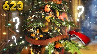 Becoming a Christmas Tree!! | Overwatch Daily Moments Ep.623 (Funny and Random Moments)