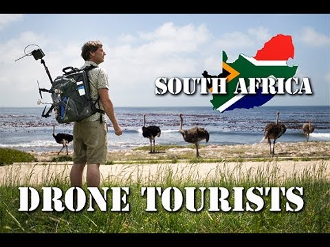 Drone tourists have more fun! Cape Town South Africa - more than just aerials and FPV