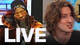 2 Chainz on Ariana Grande Collaboration + Dean Lewis In Studio | ET Canada LIVE