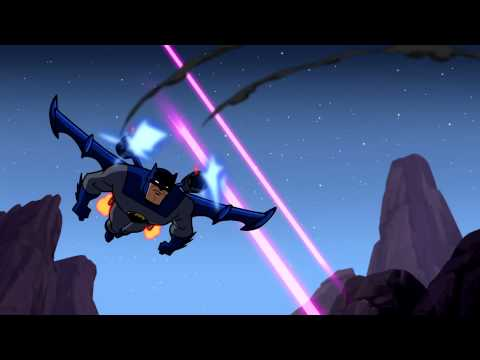 2 - GREEN LANTERN on BATMAN THE BRAVE AND THE BOLD - Scorn of the Star Sapphire!