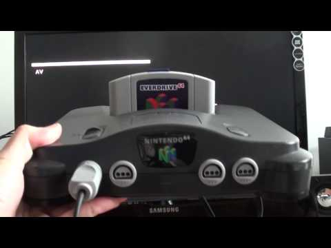 Use SD Cards With Nintendo 64 - Everdrive 64