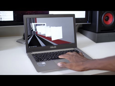 Asus Zenbook Prime Review!