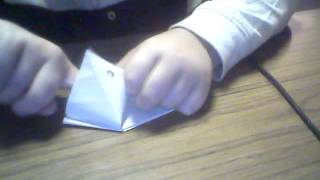 Origami Patrick