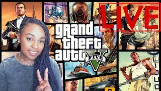 GTA V LIVE STREAM TRYING TO MAKE THAT MONEY! | WITH SUBS