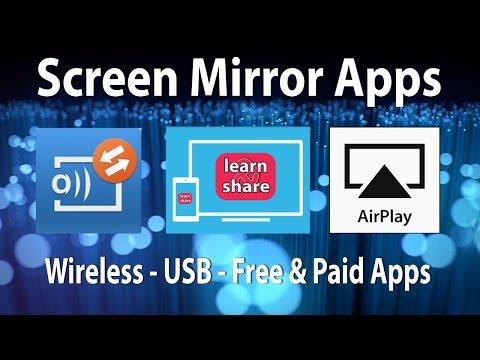 Screen mirroring андроид