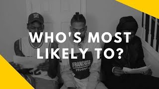 Download Lagu WHO'S MOST LIKELY TO?? Gratis STAFABAND