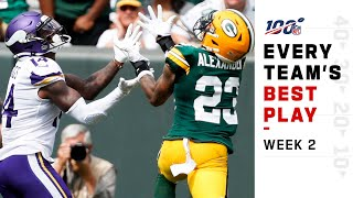 Every Team's Best Play from Week 2! | NFL 2019 Highlights