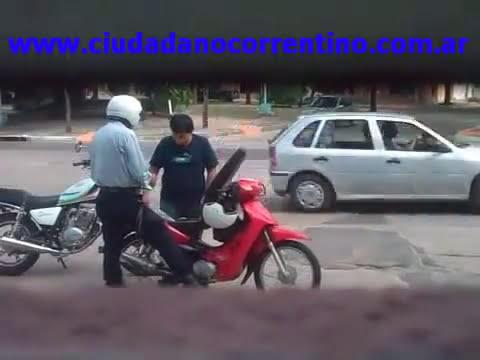 Inspector de Transito Coimero!!!!!!