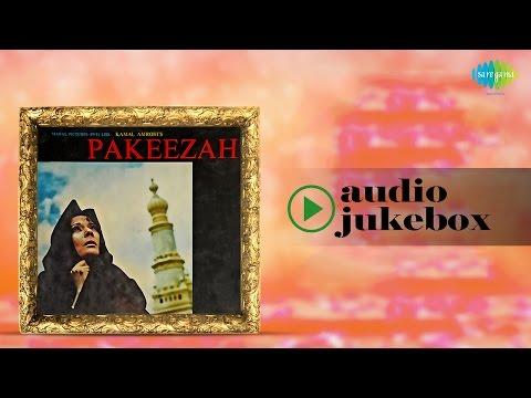Pakeezah[1972] | All Songs | Hindi Movie Songs | Meena Kumari, Raaj Kumar