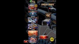 Pinball Arcade - Jack*Bot Gameplay