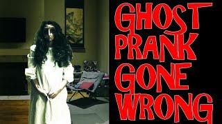 Real Ghost prank // full funny prank video