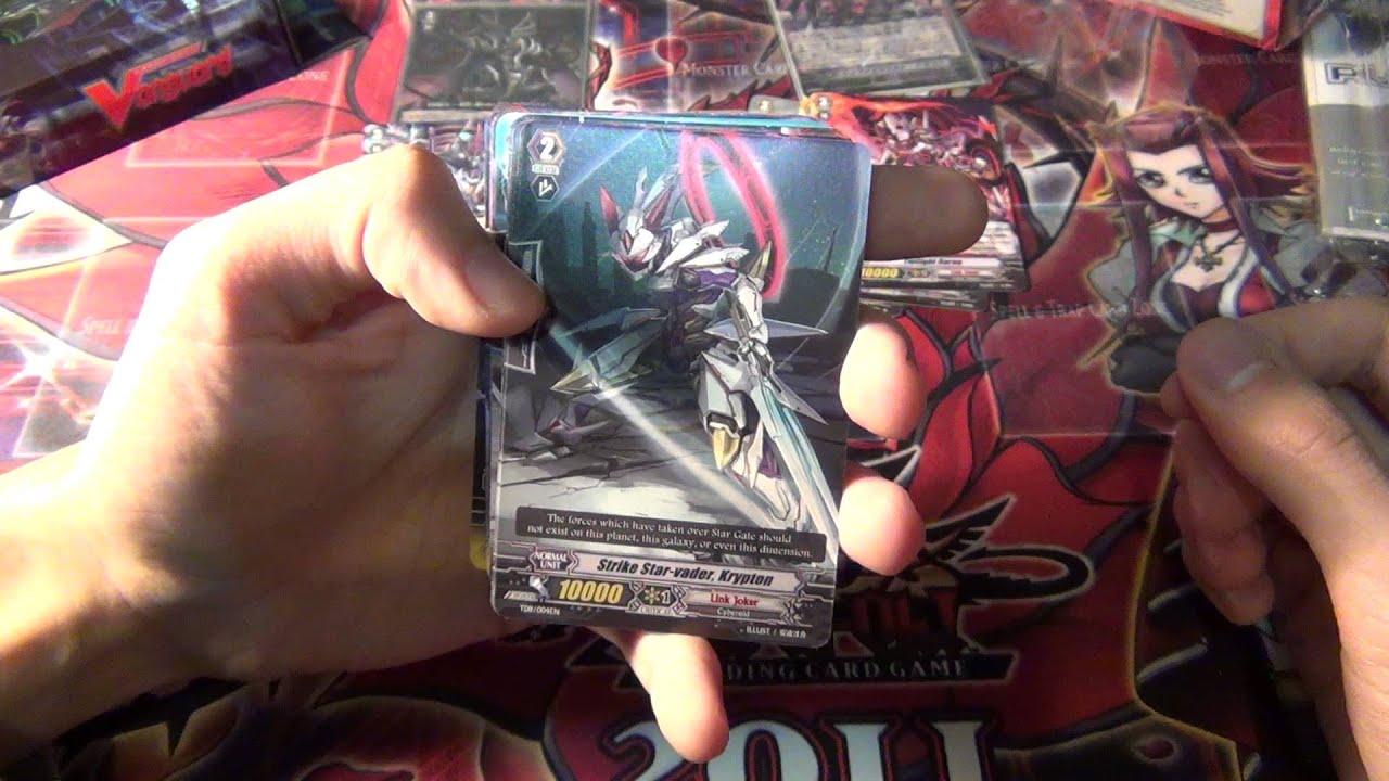 List of Cardfight!! Vanguard Trial Decks  Cardfight