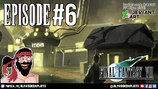 Let's Play Final Fantasy VII Episode 6