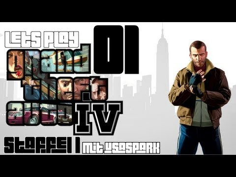 Let's Play Together GTA 4 [Part 1] Stunts. Bloopers and other Stuff...