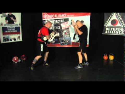Defendo Alliance DVD packet, basic kick drills Image 1