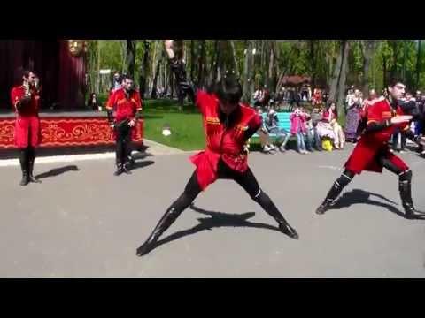 Горский танец, Лезгинка-Харьков