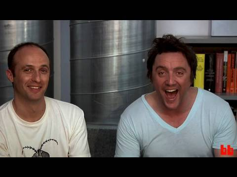 Looking back at Look Around You with Popper and Serafinowicz (bonus: Tarvu!)