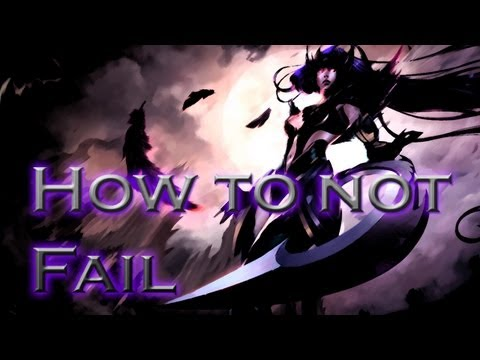 How to not fail as Diana!