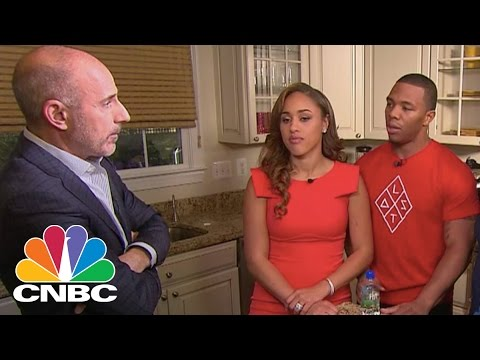 Ray Rice and His Wife Speak Out | CNBC