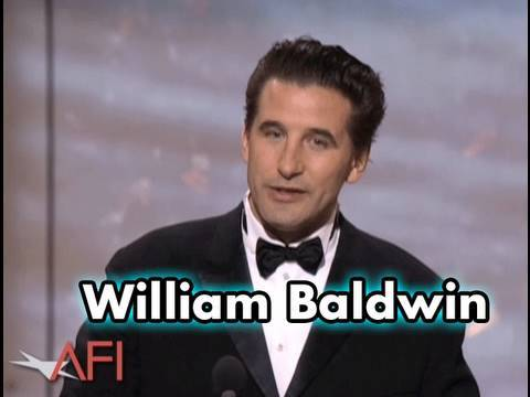 William Baldwin Salutes Robert De Niro Video