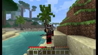 Minecraft TropikCraft Survival Ep:1