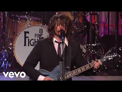 Foo Fighters – Learn To Fly (Live on Letterman)