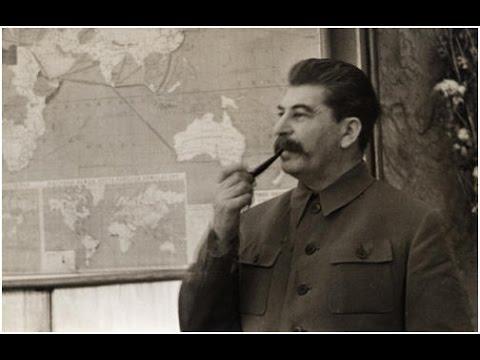 Иосиф Сталин -  биография