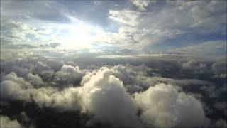 dji phantom 2 flight altitude record 1500 m   4921 feet Full video